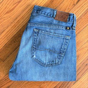 Lucky Brand Sienna Cigarette Distressed Jeans